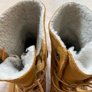 Timberland Shoes - waterproof timberland boots with fleece